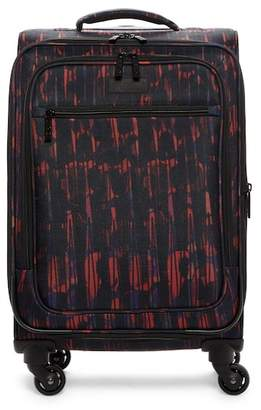 """Kenneth Cole New York Real Collection Softside 20\"""" Expandable Spinner Suitcase"""