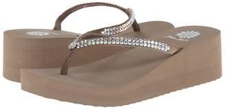Yellow Box Custard Women's Sandals