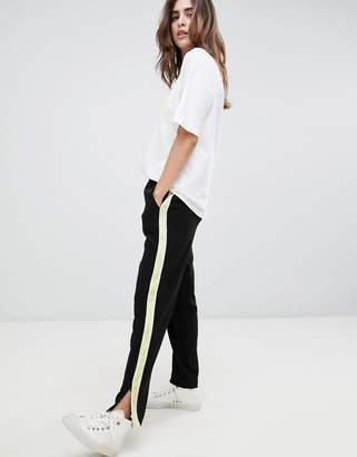 Gestuz Vanina Sports Stripe Pants