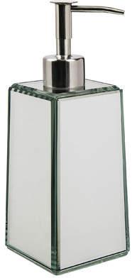 Wildon Home Crystal Mirror Lotion Dispenser