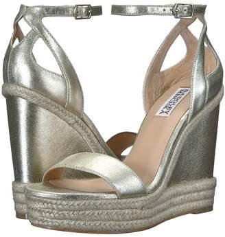 Badgley Mischka Honest Women's Wedge Shoes