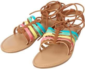 Crazy 8 Crazy8 Lace-Up Sandals