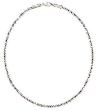 """Konstantino Men's Sterling Silver Chain Necklace, 20"""""""