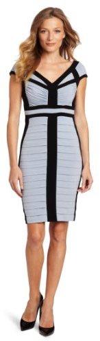 Jax Women's Tucked Jersey Dress