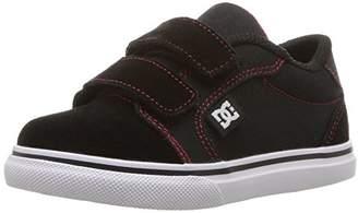 DC Boys' Anvil V Skate Shoe (Toddler/Little Kid/Big Kid)
