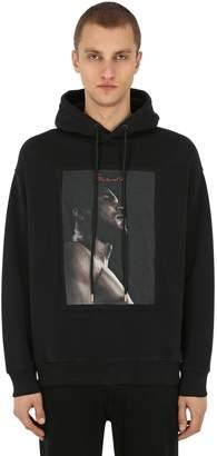 Marcelo Burlon County of Milan Print Muhammad Ali Sweatshirt Hoodie