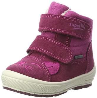 Superfit Girls' Groovy Snow Boots,7.5UK Child
