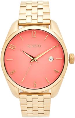 Nixon The Bullet Living Colour Watch $250 thestylecure.com