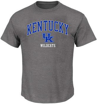 Profile Men's Big & Tall Kentucky Wildcats Arch Logo T-Shirt