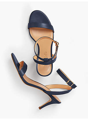 Talbots Rosalie Sandals-Soft Nappa Leather