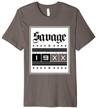 Savage T-Shirt (White)