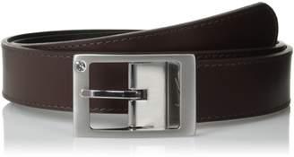 Nike Women's Reversible Leather Belt with Rhinestone Harness Belt