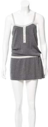 Paul & Joe Sleeveless Mini Dress