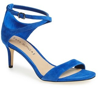Women's Via Spiga 'Leesa' Sandal $195 thestylecure.com