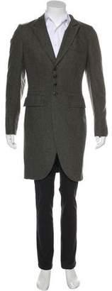 Paul Smith Wool Long Coat