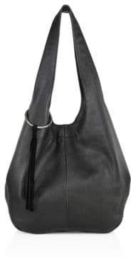 Elizabeth and James Finley Leather Shopper