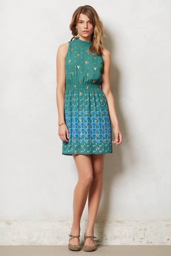Anthropologie Empyrean Dress
