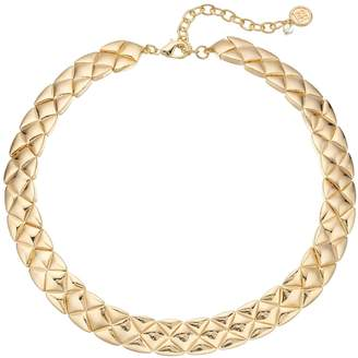Dana Buchman Geometric Triangle Collar Necklace