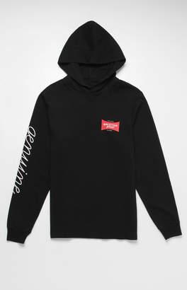 Brixton Ramsey SV II HD Hooded Long Sleeve T-Shirt