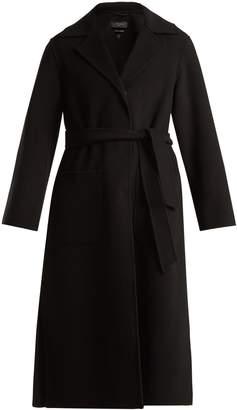 Max Mara Belted wool coat