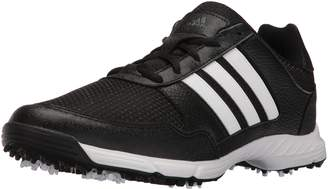 adidas Men's Tech Response C/Ftww Golf Shoe
