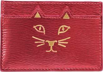Charlotte Olympia Felinene Card Holder