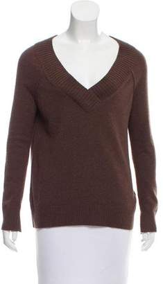 Zero Maria Cornejo Long Sleeve Cashmere Sweater