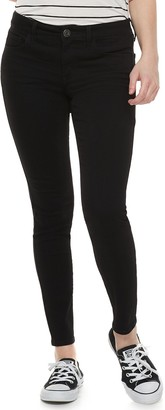 So Juniors' SO Color Low Rise Twill Leggings
