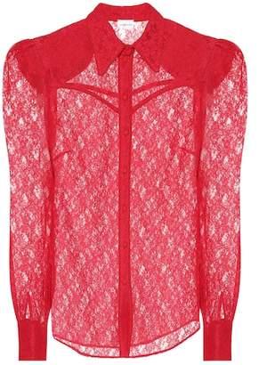 Magda Butrym Busan lace blouse