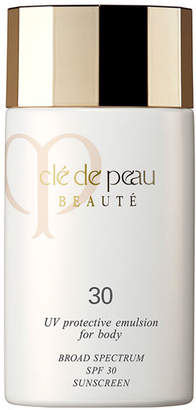 Clé de Peau Beauté UV Protective Emulsion For Body Broad Spectrum SPF 30, 2.5 oz.