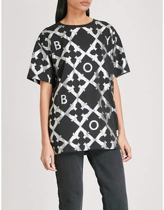 Boy London Echo cotton-jersey T-shirt