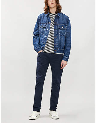 Sandro Faded denim jacket