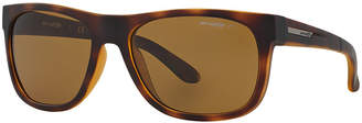 Arnette Polarized Sunglasses, AN4206 57