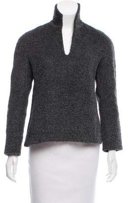 Marc Jacobs Long Sleeve V-Neck Sweater
