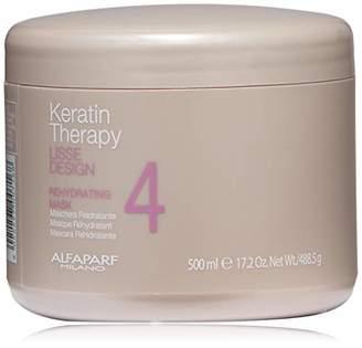 Alfaparf Milano Keratin Therapy Lisse Design Rehydrating Mask