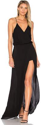 Karina Grimaldi Aculina Solid Dress