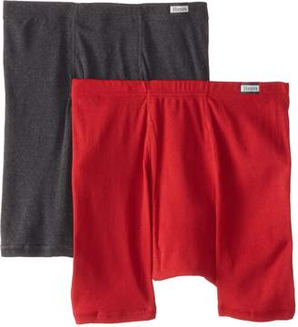 Hanes Men's 2-Pack Comfortsoft Boxer Briefs