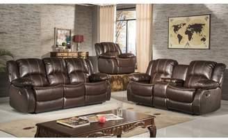 Three Posts Okelley Reclining 2 Piece Living Room Set