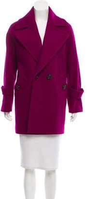 Trina Turk Wool Short Coat