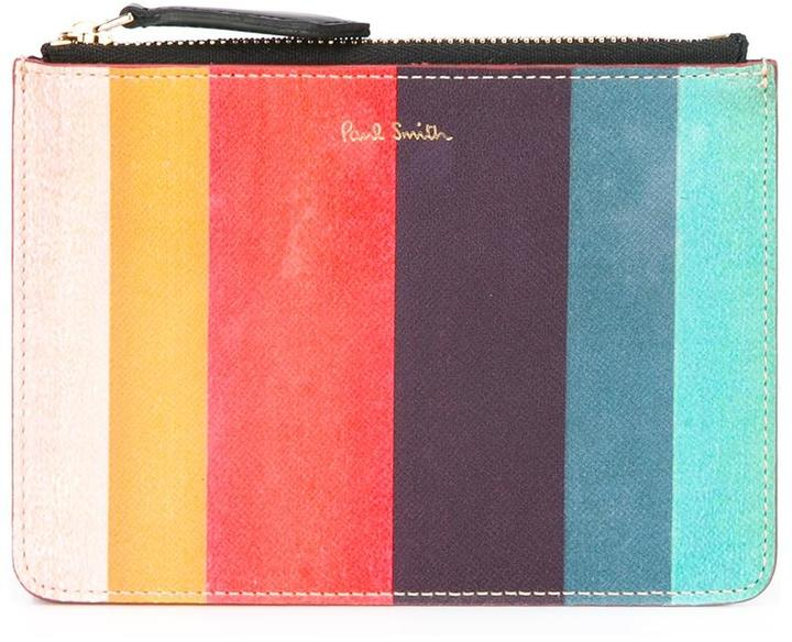 Paul Smith Paul Smith striped wallet