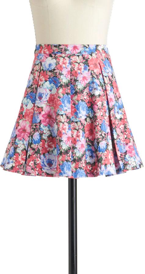 Glam Gardener Skirt