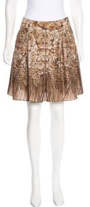 Philosophy di Alberta Ferretti Floral Mini skirt