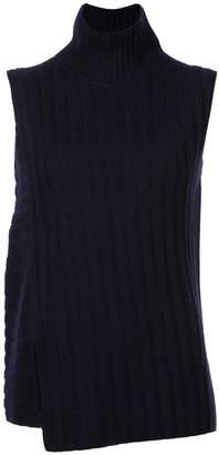 Vince knitted turtleneck vest