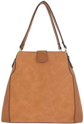 Accessorize Harper Shoulder Bag - Tan