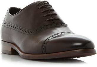 Dune MENS PROMISE - Punch Hole Detail Oxford Shoe