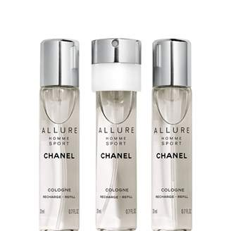 Chanel Allure Homme Sport, Cologne Refillable Travel Spray