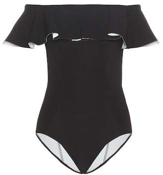Lisa Marie Fernandez Mira Flounce swimsuit