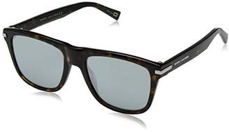 Marc Jacobs Men's Marc185s Rectangular Sunglasses
