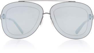 Christian Roth Nomina Aviator Sunglasses