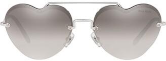 Miu Miu Noir sunglasses